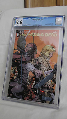 """Walking Dead #154 - Regular Cover - Cgc 9.6 """"1st Appearance Of Beta"""" (new Case)"""