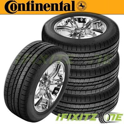 4 Continental Crosscontact Lx Sport All-season Suv Cuv A/s 285/45r20 112h Tyre