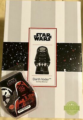 Darth Vader Scentsy Warmer With Wax Bars New In Hand Think Christmas Gift!!