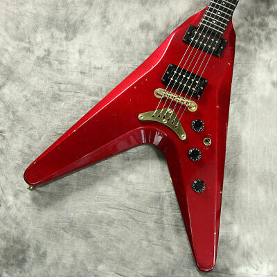 Gibson 1982 Flyng V2 Candy Apple Red Used