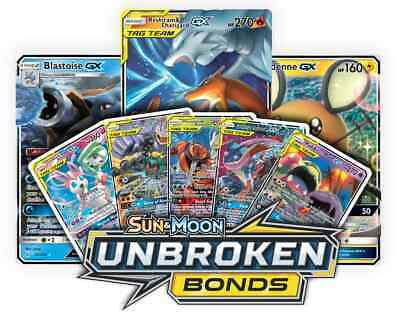 Pokemon Sun and Moon Unbroken Bonds #1-214 + (Secret) YOU PICK! FREE SHIPPING!