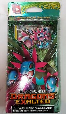 RARE Pokemon Theme Deck - Black & White Dragons Exalted - Dragon Snarl Hydreigon