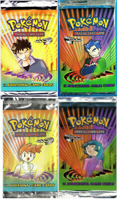 Gym Challenge / Heroes WOTC 2000 Pokemon Never Played You PICK Near Mint / Mint