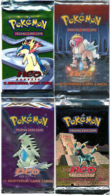 Neo Era Pokemon 2000-2002 YOU PICK Genesis, Discovery, Southern Islands, Destiny