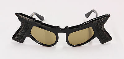 Vintage Paulette Guinet Pre-production James Bond 007 Sunglasses France 1950
