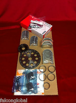 Cadillac 429 Engine Kit Rod/main Bearings+gaskets+timing+piston Rings 1964-65