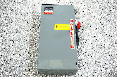 New Westinghouse Rxuk361 30 Amp Double Throw Safety Switch