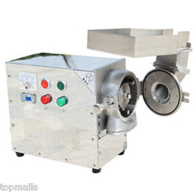 Chinese Medicine Grinder Cereal Grain Milling Machine Food Mill Grinder