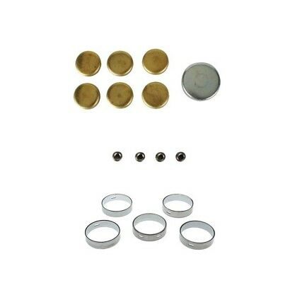 Camshaft Bearings & Expansion Plug Kit For Ford Sbf 289 302 351w 5.0l Windsor