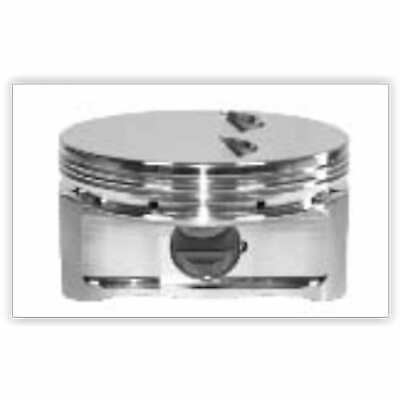 Manley 591230-8 Pistons W/ Chrome Moly Pins Sb Chevy 2 Barrel Class