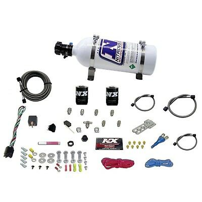 Nitrous Express 20923-05 All Sport Compact Efi Single Nozzle System 5lb Bottle