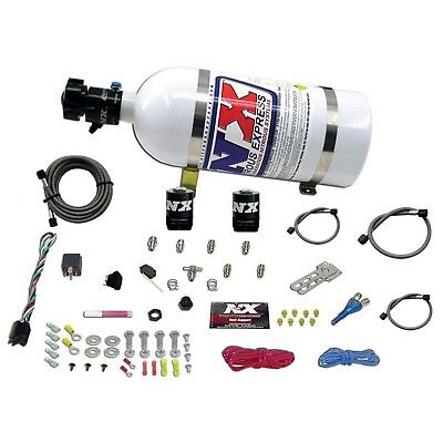 Nitrous Express 20923-10 All Sport Compact Efi Single Nozzle System 10lb Bottle