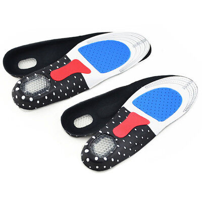 Insoles Sport Shoe Pad Gel Orthotic