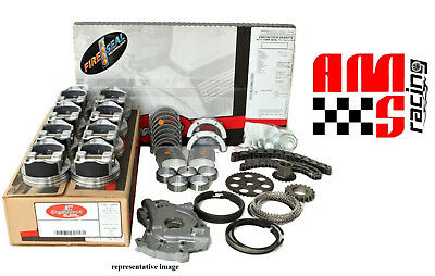 Engine Rebuild Overhaul Kit For 1987-1993 Ford 351w Windsor 5.8l