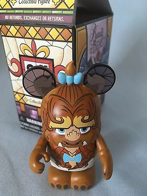 Disney Vinylmation Beauty And The Beast Series 2 Chaser Variant Blue Bows Beast