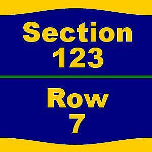 8 tickets paramore foster the people 6/24/18 at penns landing festival pier