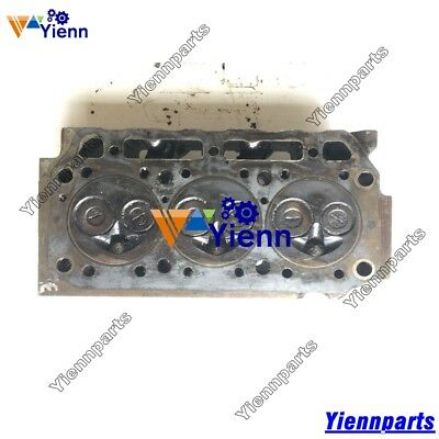 3gmf 3gmd Cylinder Head Assy For Yanmar Marine Boat Engine With Valve Springs