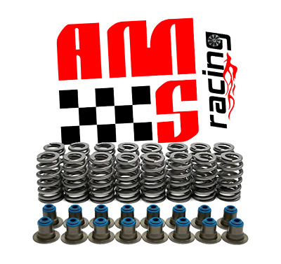 ".560"" Lift Beehive Valve Springs W/ Seals For 1997+ Chevrolet Gen Iii Iv Ls"