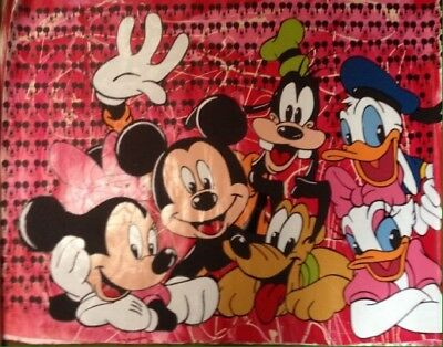 steve kaufman disney gang red pollock unique mickey minnie mouse