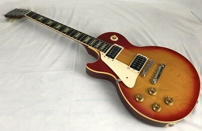 gibson les paul classic left handed 1995 electric guitar (used)