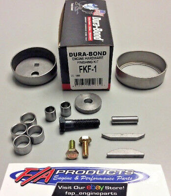 Ford Windsor Small Block 289 302 351w 1962 To 1985 Hardware Kit Dura Bond Fkf-1