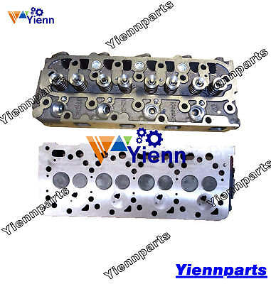 V1305 Cylinder Head Assy Complete W/ Valves For Kubota Engine Tractor Excavator