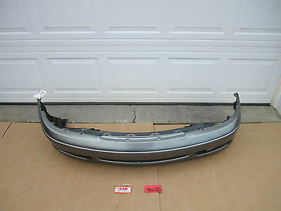 93 94 95 96 97 Mazda 626 Front Bumper Cover Car Green Silver Timberline Mica Oem