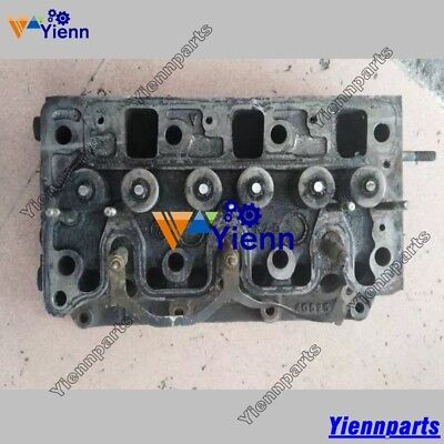 3lb1 Cylinder Head Complete For Isuzu Engine Excavator Loader Tractor Digger