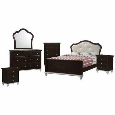 Picket House Furnishings Alli 6 Piece Full Platform Bedroom Set