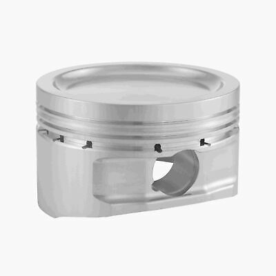 Bc1120-std Cp Bullet Series Pistons Small Block Chevy Dish 4.125 3.750 6.000