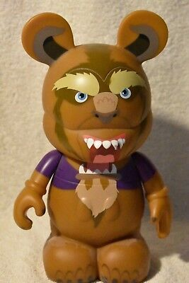 Rare 1 Of 1000 Disney Beauty And The Beast Beast 9 Inch Vinylmation