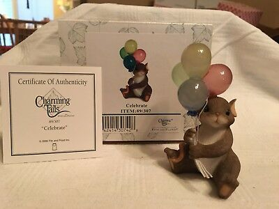 "Charming Tails ""celebrate"" Dean Griff Birthday Balloons 🎈"
