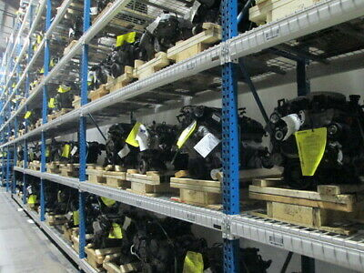 2013 Ford Mustang 3.7l Engine Motor 6cyl Oem 35k Miles (lkq~166925762)