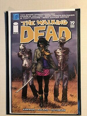 Walking Dead Lot 19-86 Michonne, Governor, Eugene, Abraham, Gabriel High Grade
