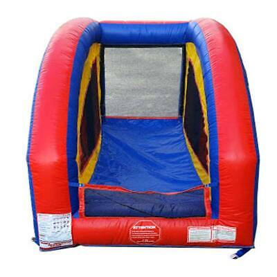 Kids Inflatable Interactive Air Frame Game With Built-in Blower