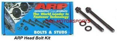 Arp Head Bolt Kit 254-3701 Sb Ford 351 Cleveland Svo Iron Block Pro Series