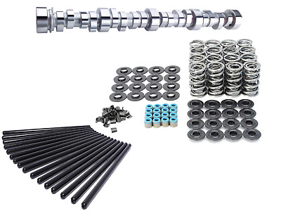Stage 2 Camshaft Kit For 2008+ Chevrolet Ls3 6.2l Camaro Corvette .663/.638 Lift