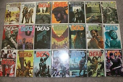 The Walking Dead #2-193 Plus Variants Image Comics Robert Kirkman First Prints