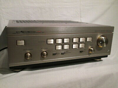 Luxman L-570 Preamplifier Class A Used Japan 100v Mm Mc Phono Equalizer Rare