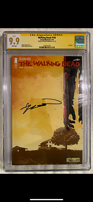 Walking Dead #193 Cgc 9.9 (sig.ser. R. Kirkman).1st Print! Extremely Rare!!🔥🔥
