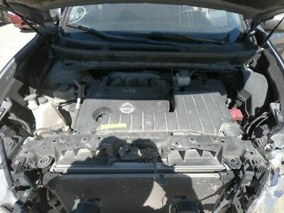09 10 11 12 13 14 Nissan Murano Engine 3.5l Vin A 4th Digit Vq35de