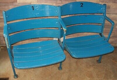 ⚾vintage Yankee Stadium Box Seats Jeter Judge Mantle Gehrig Dimaggio Ruth Munson