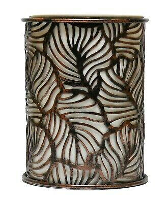 Scentrio Warmer For Use With Wax Melts, Essential Oils Or No-melt Tarts - Leaves