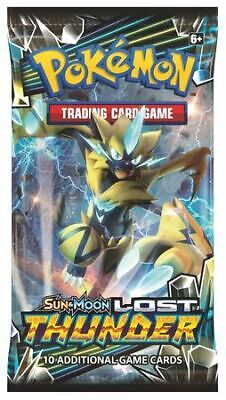 Pokemon TCG,Sun & Moon Lost Thunder, holo R,Trainers, Rev Foil, R! You Choose!!