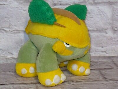 Pokemon Diamond and Pearl GROTLE Electronic Plush Stuffed Animal 2007 8