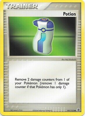 POTION  101/112 EX FireRed & LeafGreen Pokemon Card   NM