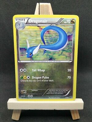 Pokemon Card Dragon Vault Holo Dragonair 3/20. NM