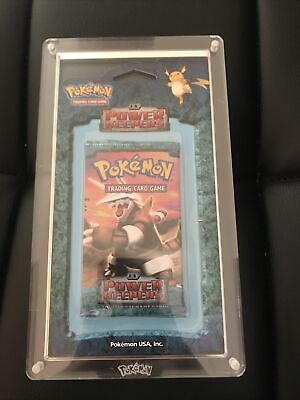 Pokemon EX Power Keepers Blister Pack Sealed Aggron Trusted Seller!