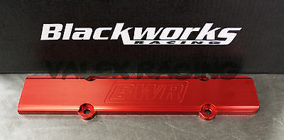 Blackworks Bwr B-series Billet Plug Wire Cover Red B16 B18 Dohc Vtec Eg Dc Ek
