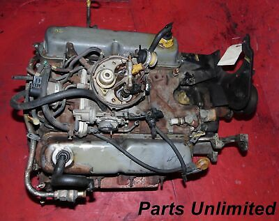 84-92 Lincoln Mark 7 Mustang Gt Oem Complete Engine Motor Long Block V8 5.0